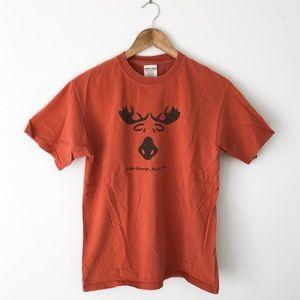 Vintage Comfort Colors Lake George T-Shirt